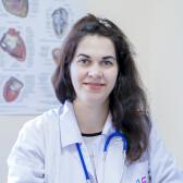 Верина Виктория Валерьевна, педиатр