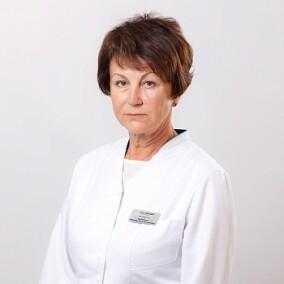 Ермолаева Надежда Константиновна, хирург