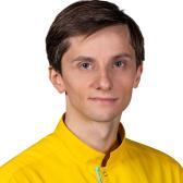 Копцов Олег Олегович, детский стоматолог