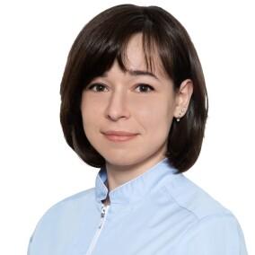 Потеряйко Валерия Геннадьевна, стоматолог-терапевт