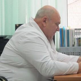 Сагалович Михаил Борисович, нефролог