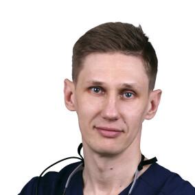 Бунгов Владимир Владимирович, стоматолог-хирург