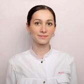 Токаева Фариза Сайд-Эминовна, кардиолог