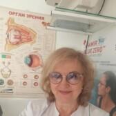 Назарова Ирина Ивановна, офтальмолог