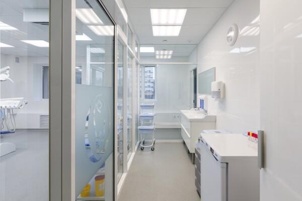Горки-2, стоматологическая клиника