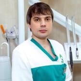Киков Джабраил Абдурашинович, стоматолог-терапевт