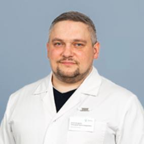 Александров Тимофей Александрович, рентгенолог