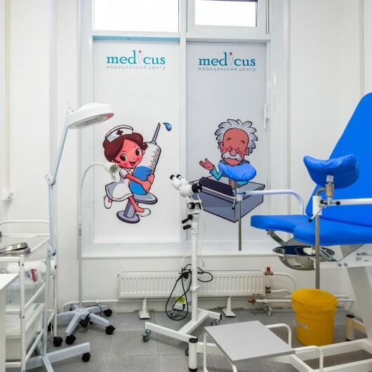 Медикус на Маршала Блюхера, фото №2