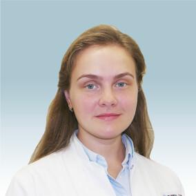 Гуськова Ольга Андреевна, эндокринолог