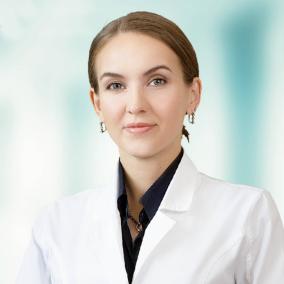 Гурджиева Анна Юрьевна, акушер-гинеколог