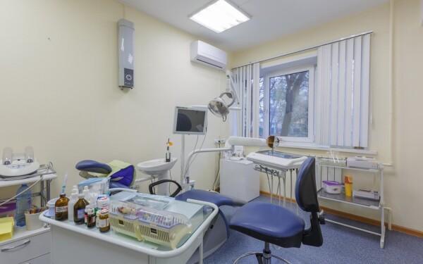 Альфа-Дент, стоматология