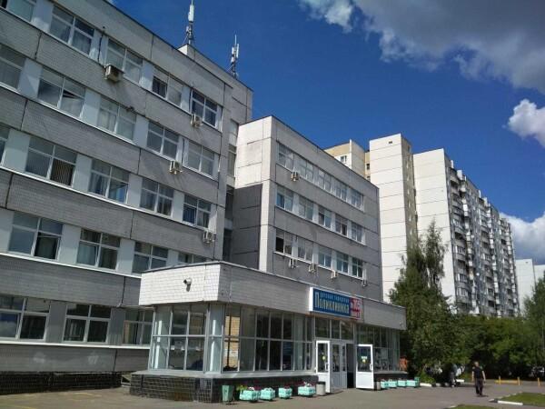 Детская городская поликлиника № 105