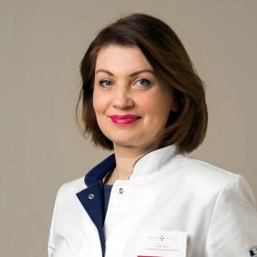 Пашкевич Надежда Владимировна, терапевт