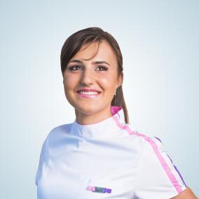 Герасимова Ирина Юрьевна, стоматолог-терапевт