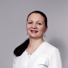 Карпинская Татьяна Витальевна, педиатр