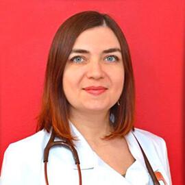 Глова Светлана Евгеньевна, кардиолог