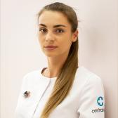 Сергатских Екатерина Андреевна, акушер-гинеколог
