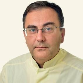 Ларюшкин Константин Владимирович, психиатр