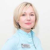 Щербакова (Краевская) Людмила Юрьевна, ортодонт