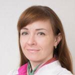 Логвиненко Олеся Андреевна, гастроэнтеролог