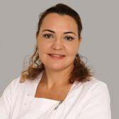 Костикова Елена Леонидовна, стоматолог-ортопед
