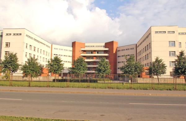 Детская городская клиническая больница №5 им. Н.Ф. Филатова