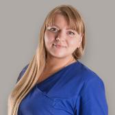 Манохина Елена Игоревна, стоматолог-терапевт