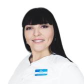 Стефанович (Сафарова) Мария Владимировна, стоматолог-терапевт