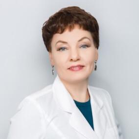 Даметкина Ирина Анатольевна, ЛОР