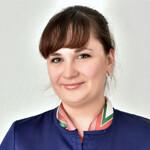 Захарова Марина Викторовна, массажист