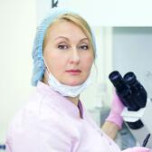 Розанова Наталья Владимировна, эмбриолог