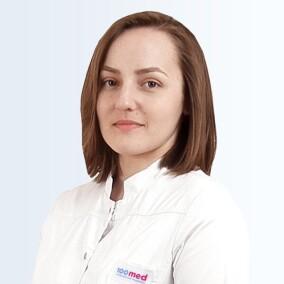 Никонова Ксения Леонидовна, ортодонт