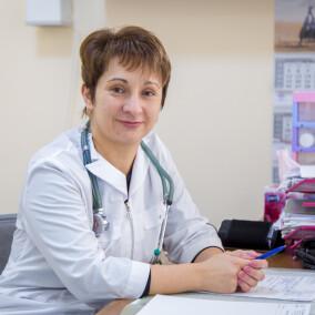 Аветисова Татьяна Борисовна, кардиолог