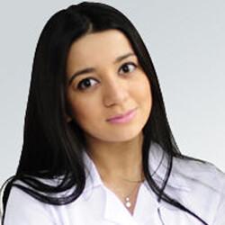 Абдуллаева Айтан Измировна, стоматолог-терапевт