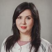 Ежилова Динара Маратовна, педиатр