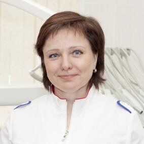 Ярцева Елизавета Андреевна, стоматолог-терапевт