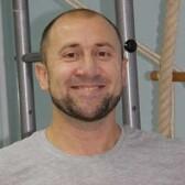 Бернацкий Антон Викторович, инструктор ЛФК