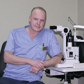Мосин Илья Михайлович, офтальмолог