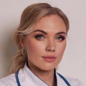 Моисеенкова Юлия Андреевна, педиатр