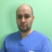 Котов Александр Валерьевич, остеопат