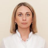 Кощеева Анна Юрьевна, акушерка