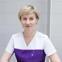 Юлия Геннадьевна Батаева, массажист