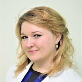 Лоза Кира Григорьевна, терапевт