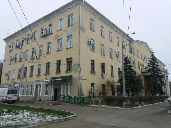 Клиническая больница скорой медицинской помощи №7
