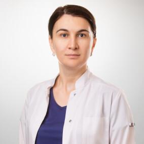 Тамазова Лариса Анатольевна, косметолог