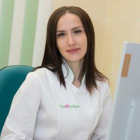 Загилова Оксана Юрьевна, невролог