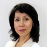 Чижонок Оксана Андреевна, пульмонолог