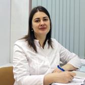 Оганесян Марианна Вигеновна, дерматолог