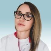 Краснолуцкая Елизавета Игоревна, офтальмолог