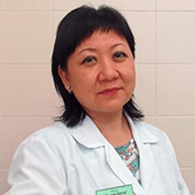 Шаршикова Галина Борисовна, терапевт